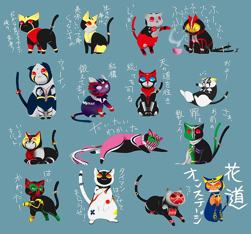 SENTAI-CATS-FTW