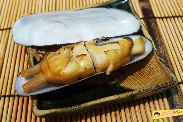 Sushi Sho - Tokyo - Agemaki Clam