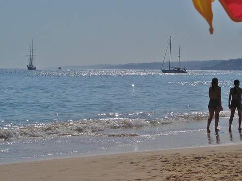 Praia da Falésia, Algarve - (c) 2005