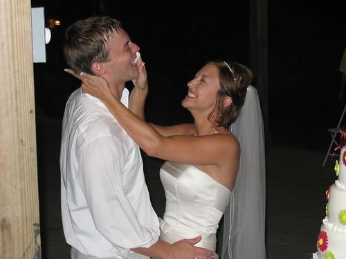 Thomas & Leslie's Wedding Aug '05 219