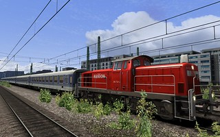 DB BR294 | Train Simulator (Railworks)