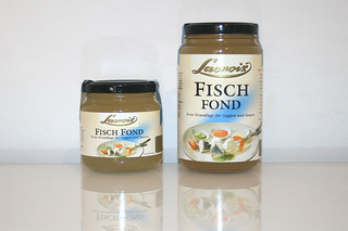 08 - Zutat Fischfond / Ingredient fish stock
