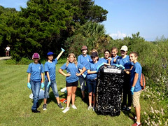 2013 Intracoastal Waterway Cleanup