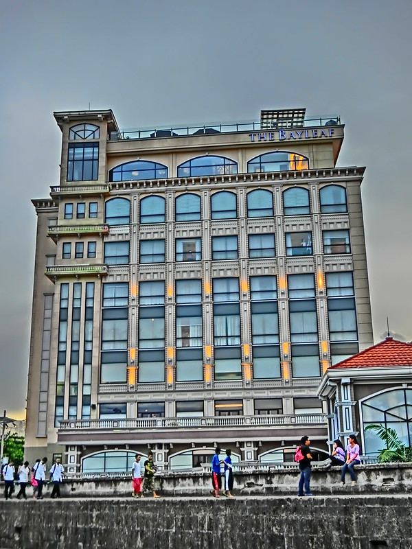 Manila Bayleaf Hotel