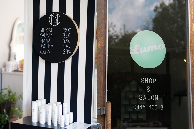 LUMO BEAUTY SHOP AND SALON TAMPERE