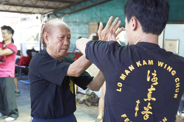 2013年9月13日 佛山電視台專訪盧師父