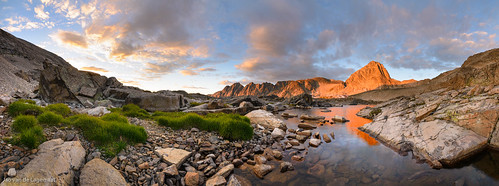panorama usa sun mountain lake mountains color colour reflection water clouds sunrise landscape dawn colorado unitedstates nederland northamerica indianpeakswilderness mounttoll upperbluelake
