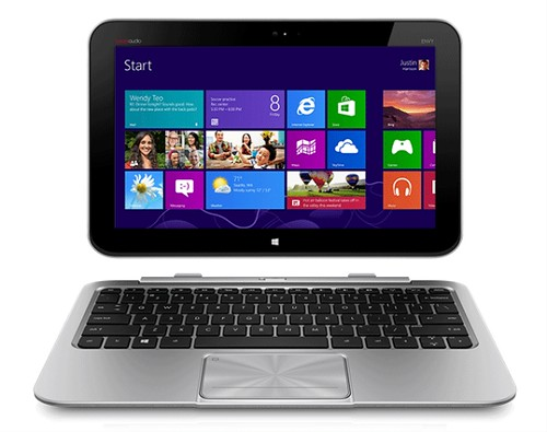 HP Envy X2: Laptop-Tablet Convertible Elegante y Ultrafina