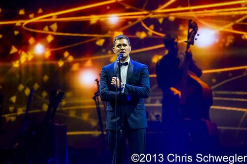 Michael Buble – 09-17-13 – The Palace Of Auburn Hills, Auburn Hills, MI