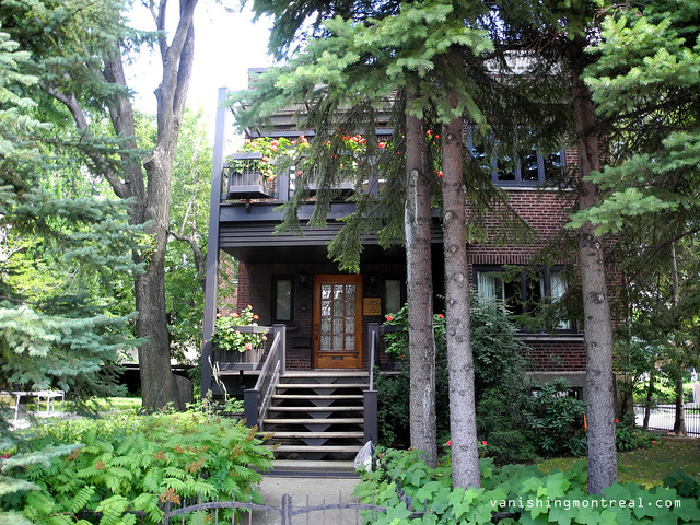Sherbrooke - Gascon garden 2
