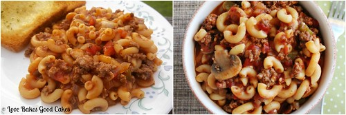Goulash Before and After Collage