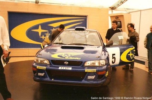 Subaru Impreza WRX STI - 1999 Salón del Automóvil de Santiago