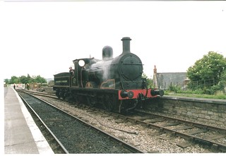 L&YR 0-6-0 Class 27 1300 Bitton, AVR 23.05.1999