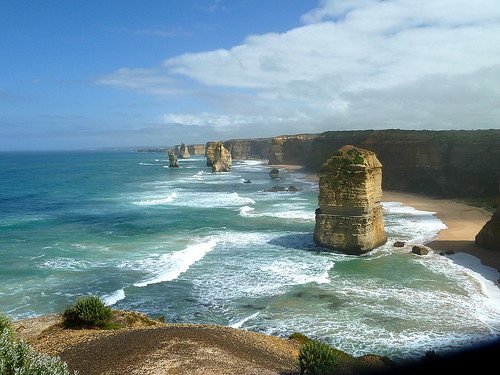 The Twelve Apostles by Fraser Mummery