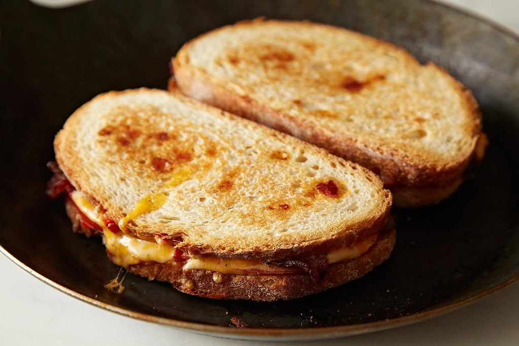 Pimento Cheese Recipe and Grilled Cheese