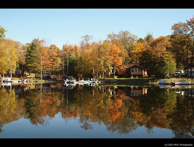 Cottage on Wolf Lake