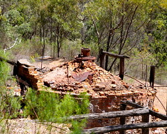 Abandoned Arsenic Mine NSW