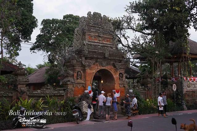 Bali Day 2 Ubud Palace