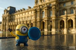 Louvre with Stuart