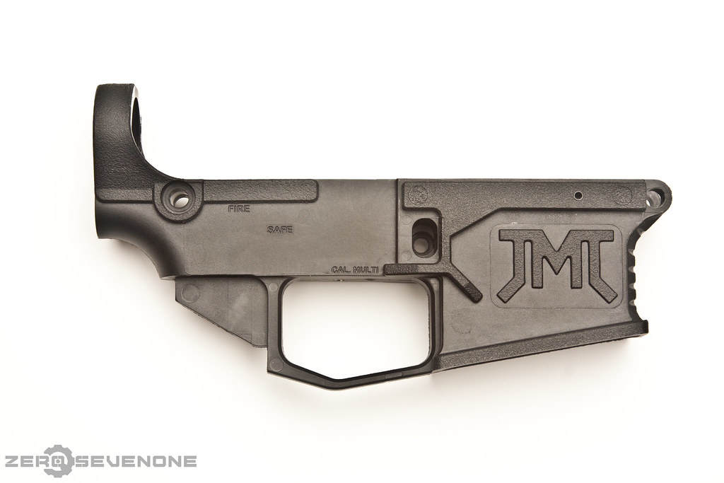 tactical machine 80 lower