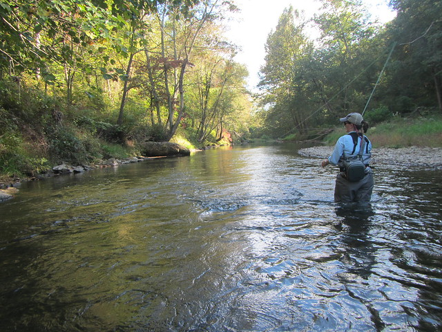 Gunpowder River Fly Fishing