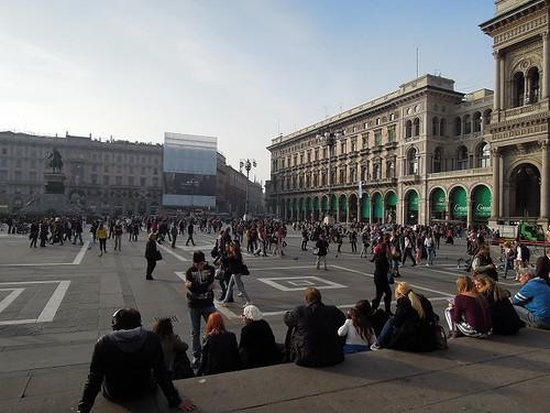 ドゥオーモ広場