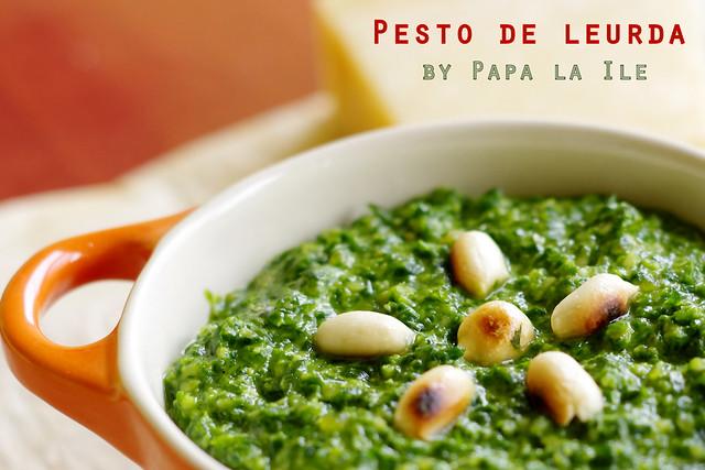 Pesto de leurda (9)