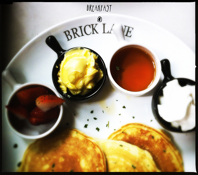 breakfast at bricklane