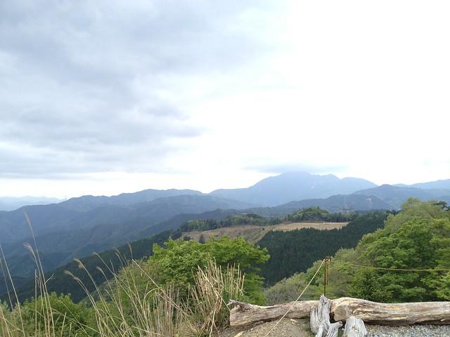 池田山 森の駅からの風景
