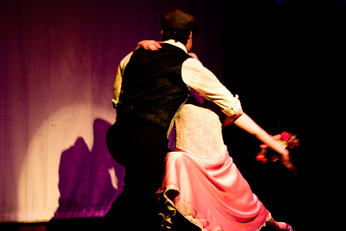 Demostración de Tango