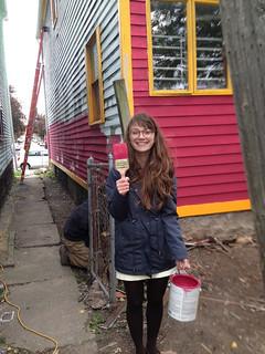 Bernice Radle of BuffaLove Development (photo courtesy of Buffalove Development)