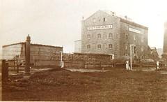 W. Duffield's Victoria Mill Gawler Railway Station