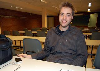 Drupal(ドルーパル)の創始者、Dries Buytaert さん
