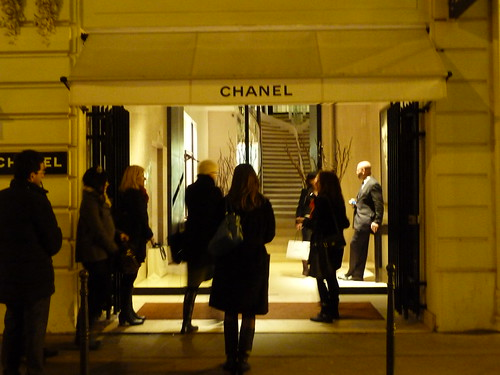 Wonderful Time Coco Chanel tour