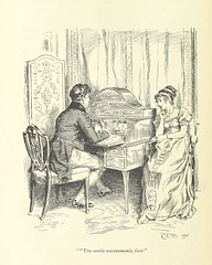 Image taken from page 82 of 'Pride and prejudice'