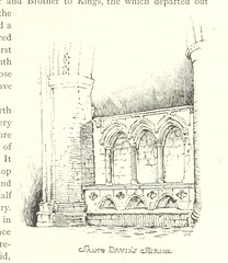 """British Library digitised image from page 173 of """"Nooks and Corners of Pembrokeshire. Drawn and described by H. T. Timmins. L.P"""""""