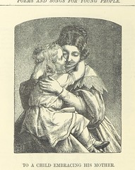 Image taken from page 170 of 'Illustrated Poems and Songs for Young People. Edited by Mrs. Sale Barker'