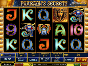 Pharaohs Secret Slot - Find Out Where to Play Online
