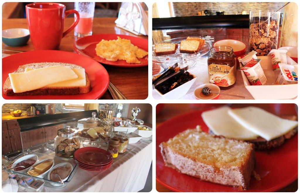 San Pedro De Atacama breakfast