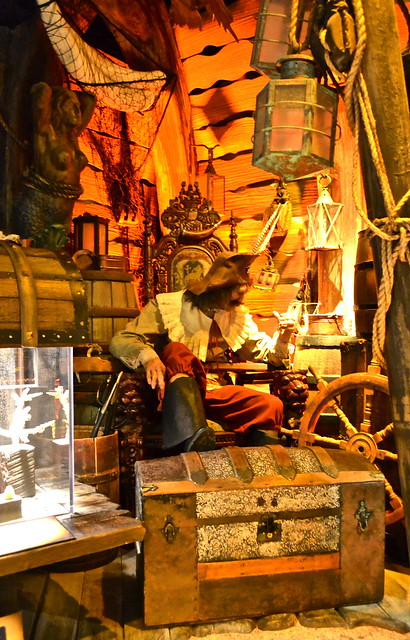 what to do in st. augustine - pirate museum