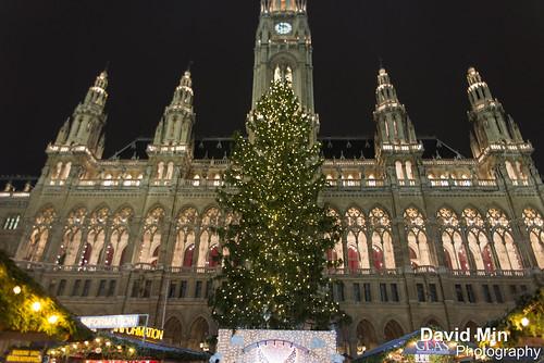 Vienna, Austria - Rathausplatz Christmas Market by GlobeTrotter 2000
