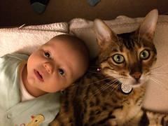 Zebedee and Alex