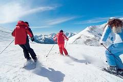 Tauferer Ahrntal: nejdelší sjezdovky Jižního Tyrolska