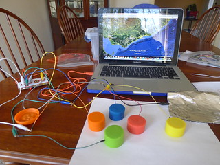 Makey Makey and Google Earth-011