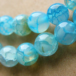 "Stone ""Blue Angel"" - 0.8 mm balloon"