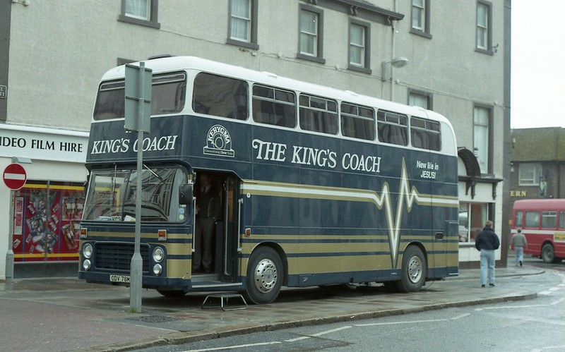 Kings Coach ex Western National 1078 (ODV 78M)