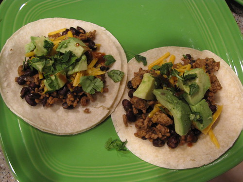 Tropical Pork Tacos