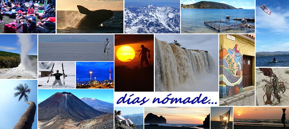 Dias Nomade - blog viajes