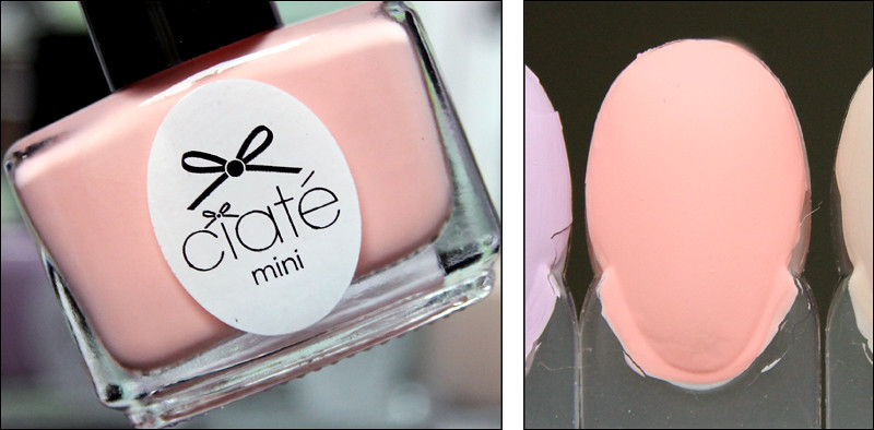 Ciaté baby doll swatch