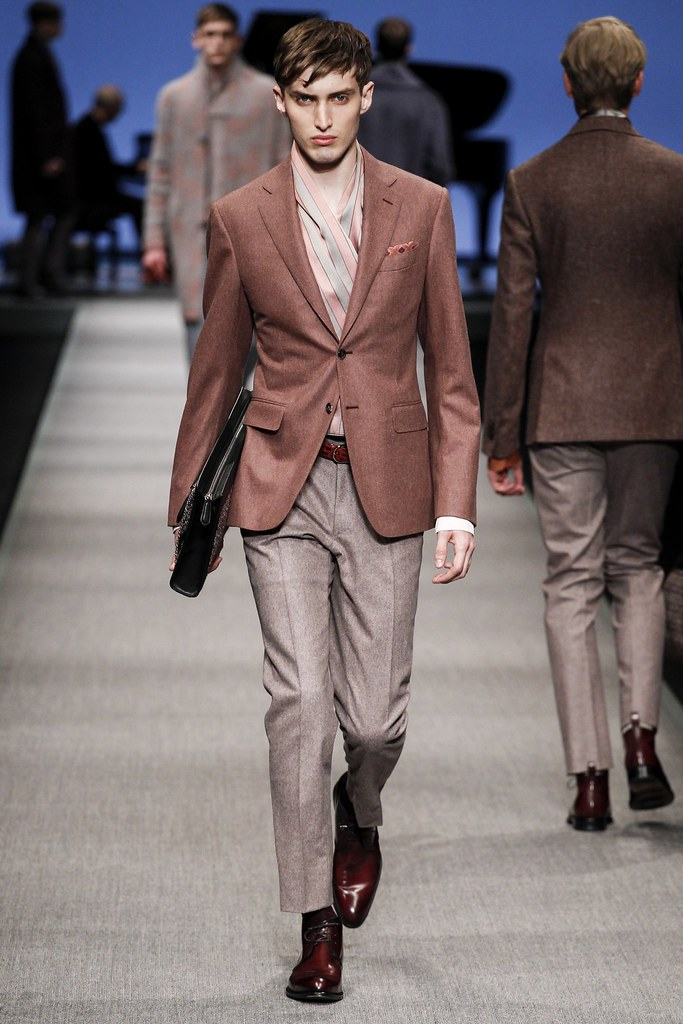 FW14 Milan Canali017_Charlie France(VOGUE)